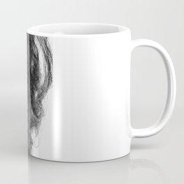 D. in White Coffee Mug