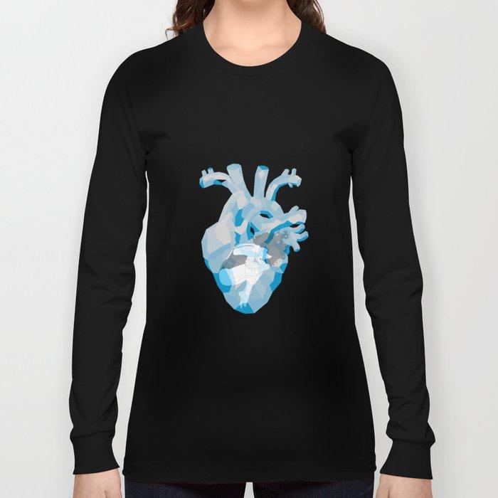 Heart Of Glass Long Sleeve T-shirt
