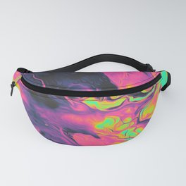 WRONG SIDE OF LIFE Fanny Pack