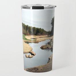Golf Creek Winding Travel Mug