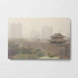 Xi'an Metal Print