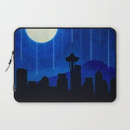 Sleepless Seattle Laptop Sleeve