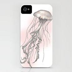 Jellyfish iPhone (4, 4s) Slim Case