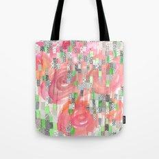 Raindrops on Roses Tote Bag