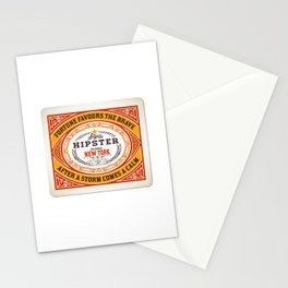 Fortune favours the Brave Stationery Cards