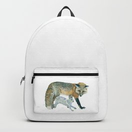 Fox and Hare Backpack