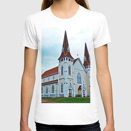 Big Old Wooden Church T-shirt
