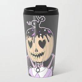 Pumpkin Ghoul Travel Mug
