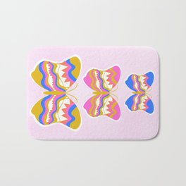 berkeley butterflies Bath Mat