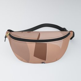 May Sailing in a Bay in May - shoes story Fanny Pack