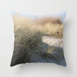Wild Landscapes at the coast 3 Throw Pillow