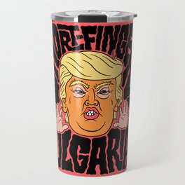 Short-Fingered Vulgarian Travel Mug