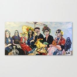 ¿Alguien ha Visto La Llorona? (Has Anyone Seen the Weeping Woman?) Canvas Print