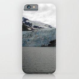 TEXTURES -- A Face of Portage Glacier iPhone Case