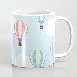 Balloons in the Sky Coffee Mug