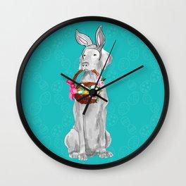 EASTER WEIM Wall Clock