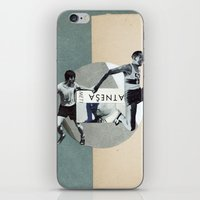 physics iPhone & iPod Skins featuring PHYSICS! by Merzka