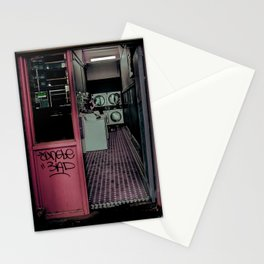 The Laundromat Stationery Cards