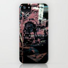 Concrete Jungle 2 iPhone Case