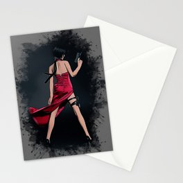 Ada Wong RE Stationery Cards