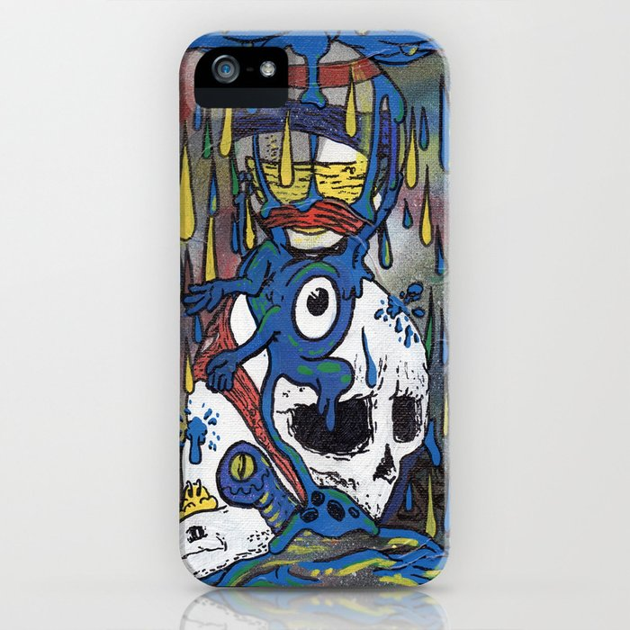 Rainin Gloop iPhone Case