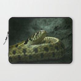 Alerted snake Laptop Sleeve