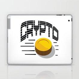 CRYPTO COIN Laptop & iPad Skin