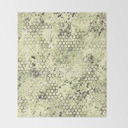 Sage Green Odyssey Throw Blanket