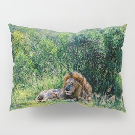 Pride of the Pack Pillow Sham