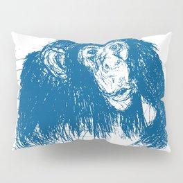 chimp Pillow Sham