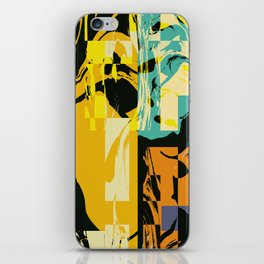 About Black 8 iPhone Skin
