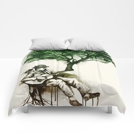'In the rhythm of nature' Comforters