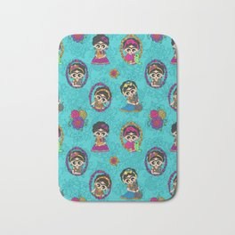 Little Animal Friends Bath Mat