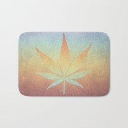 Cannabis sativa Bath Mat