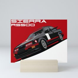 Sierra RS500 Mini Art Print