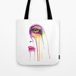 Full Spectrum of Women Tote Bag