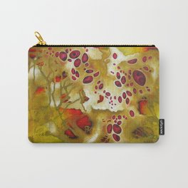 Biomorphic Relations Carry-All Pouch