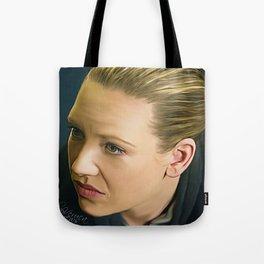 Olivia Dunham Tote Bag