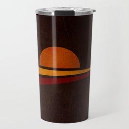 spicchi di sole Travel Mug