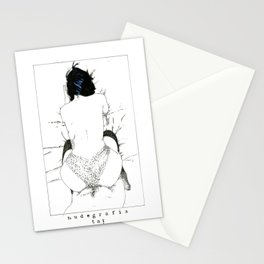 Nudegrafia - 001 Stationery Cards