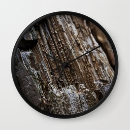 Rotted Wall Clock