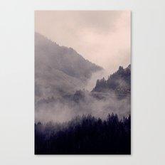 HIDDEN HILLS Canvas Print