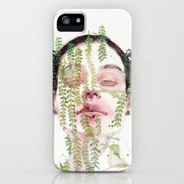 Garden IX iPhone Case