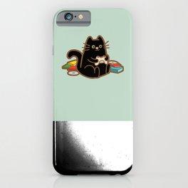 Gamer Cat iPhone Case