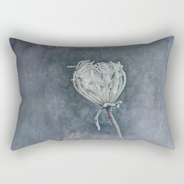 Queen Annes Frost Rectangular Pillow
