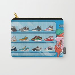 Sneaker Vending Machine Carry-All Pouch
