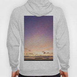 Colorful Sky at Sunset Hoody