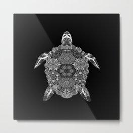 see the turtle sea Metal Print