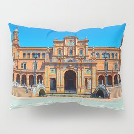 Plaza del Rey Pillow Sham