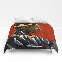 Long Live the King Comforters